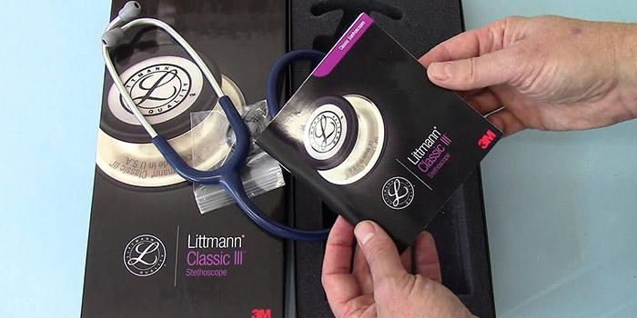 Think Littmann Stethoscopes!