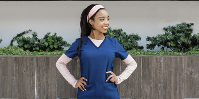 How to Wear Scrubs Fashionably